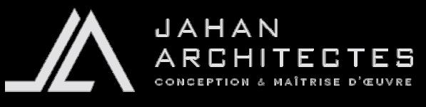 Logo Jahan Architectes - Architectes DPLG Angers