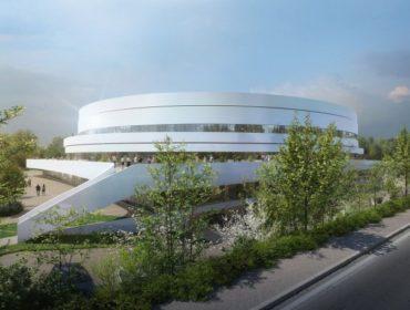 Palais des sports-Caen
